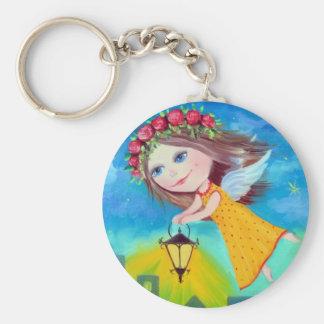 Ангелочексвета картинамаслом, живопись, рисунок, rund nyckelring