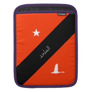 الملحدateist i arabiska sleeve för iPads