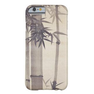 竹 其一bambu, Kiitsu, Japan konst Barely There iPhone 6 Fodral