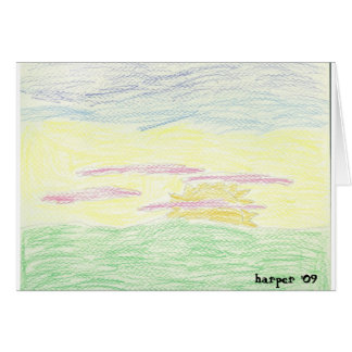 001 (3), harper '09 hälsningskort