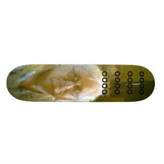 003 oooooooooooooooo old school skateboard bräda 21,6 cm