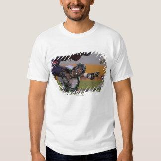 06 Jul 2001:   Casey Powell #22 Long T-shirts