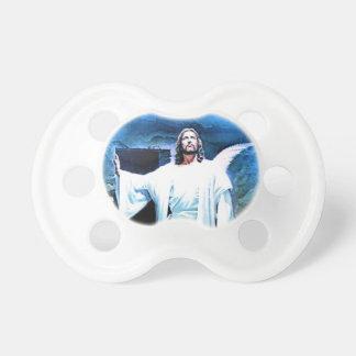 0-6 MO.  PACIFIER-NUK       JESUS NAPP