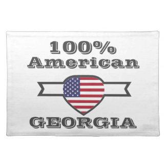 100% amerikan, Georgia Bordstablett