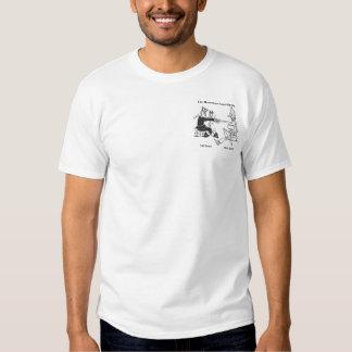 100 år av det förträffliga landet av uns t shirts