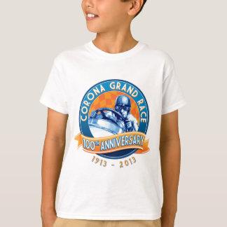 100. årsdag för kranvägtävlingar tshirts