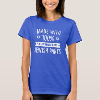 100% autentiska judiska delar tröjor