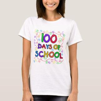 100 dagar av School konfettiTshirts och gåvor