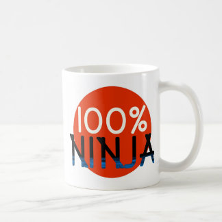 100% NINJA KAFFEMUGG