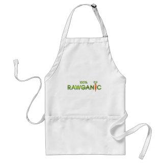 100% Rawganic råkost - morot Förkläde