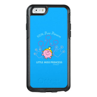 100% rena Princess - lite Fröcken Princess OtterBox iPhone 6/6s Skal