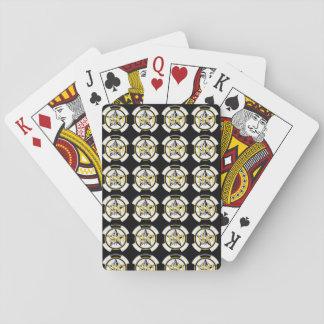 $100. Svart för pokerchipkortlek Spel Kort