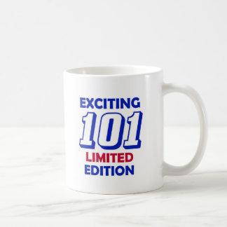 101 födelsedag design kaffemugg