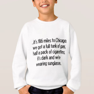 106 Miles till Chicago Tee Shirts