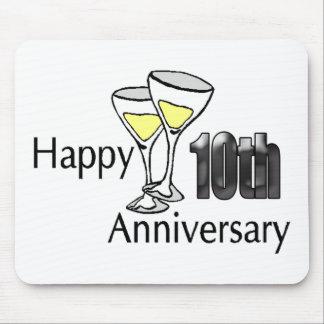 10th årsdag musmatta