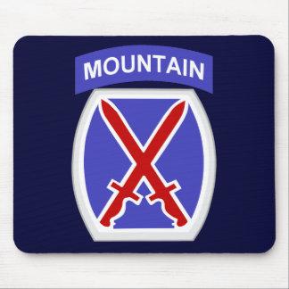 10th Berguppdelning Musmatta