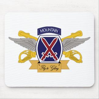 10th Berguppdelningsflyg (AVN) Musmatta