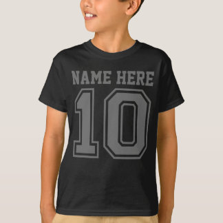 10th Födelsedag (anpassadebarnnamn) Tröja