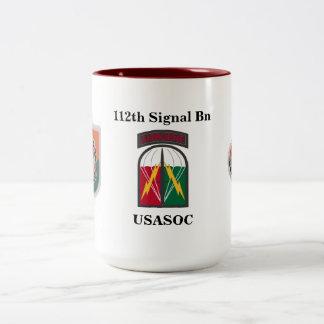 112. Signalera Bnmuggen Kaffe Kopp