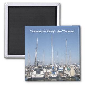 1132 fiskare hamnplats - San Francisco Magnet