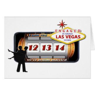 12.13.14 FÖRLOVAT i det Las Vegas kortet Kort