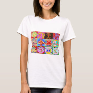 12 Reiki n Karuna Reiki som läker designer Tee Shirts