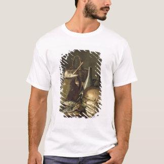 131-0058519/1 stilleben med fisken, Leeks och Brea Tee Shirts