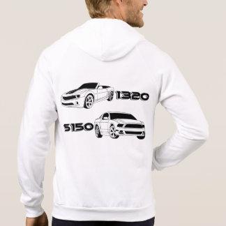 1320 och 5150 sweatshirt med luva