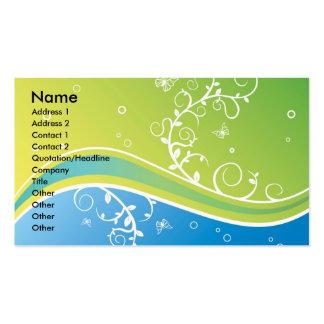135 namn, adress 1, adress 2, kontakt 1, Co… Set Av Standard Visitkort