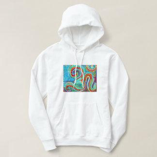 158 stilar 255 färgar gåvan för OM-MANTRAOMmantra Sweatshirt Med Luva