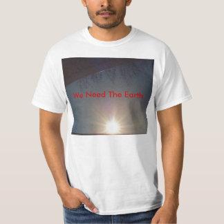 15_16 behöver vi jorden tee shirts