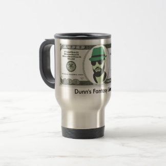 15oz räkning DFL för travel mug $100 Resemugg