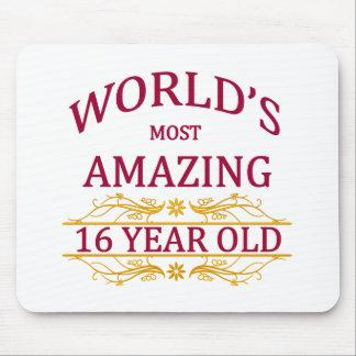 16th. Födelsedag Musmatta