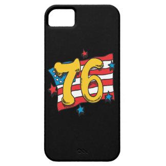 1776 iPhone 5 Case-Mate FODRALER