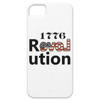 "1776 ""kärlekUSA"" revolution iPhone 5 Cover"