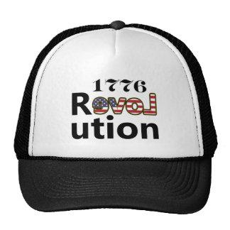 "1776 ""kärlekUSA"" revolution Keps"