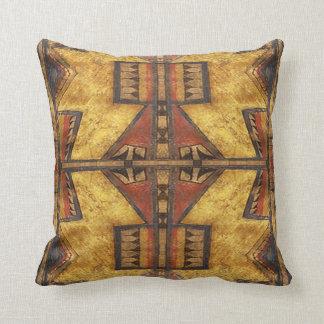1880's Cheyenne Parfleche kudder design Kudde