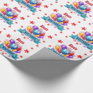 18th Festliga färgrika ballonger V10HZ för Presentpapper