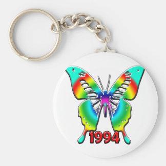 18th Födelsedag 1994 Rund Nyckelring