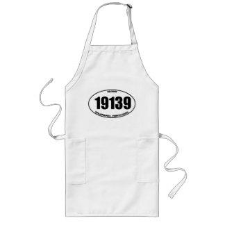 19139 - Belmont Philadelphia PA Långt Förkläde