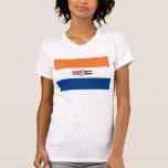 1928) T-tröja för Sydafrika flagga (