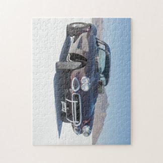 1958 chevy Corvette salt lägenheter Pussel