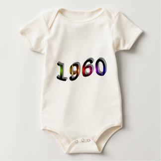 1960 BODY FÖR BABY