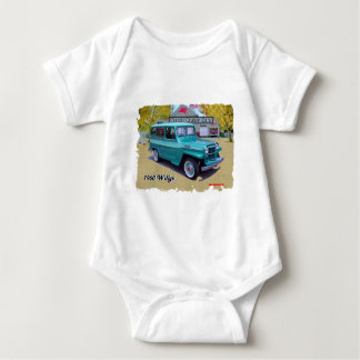 1960_Willys T Shirts