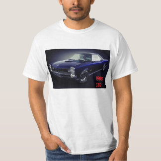 1966 GTO T-SHIRTS
