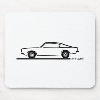 1968 1969 Plymouth Barracuda Musmatta