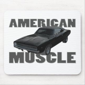 1968 muskel för amerikan för fintuppladdare r/t musmatta