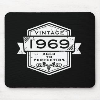 1969 åldrats till perfektion musmatta