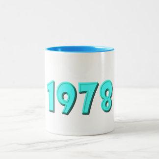1978 Två-Tonad MUGG