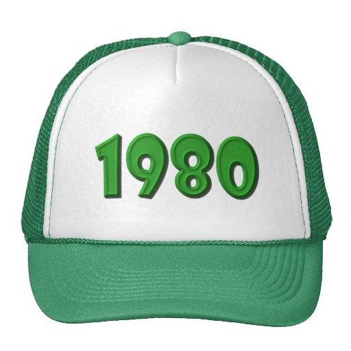1980 BASEBALL HAT